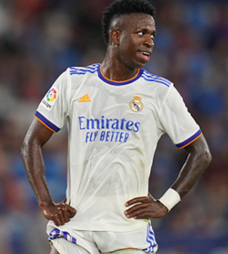 """""""Vinicius Junior"""" young star of Real Madrid"""