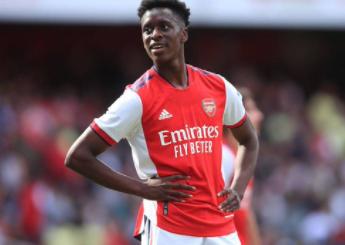 Arsenal's new midfielder, Albert Zambi Loconga